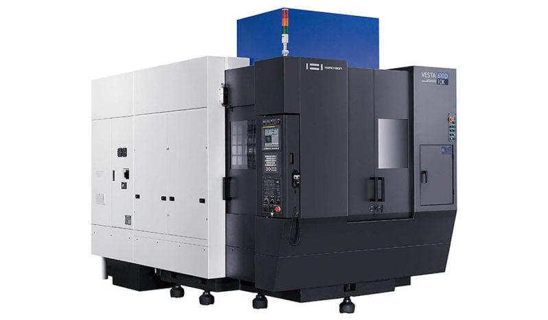 Centro de Mecanizado CNC Vesta 610D