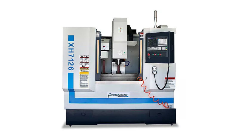 Centro de mecanizado XH7126