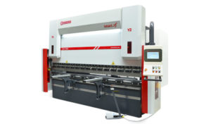 Dobladoras Hidráulicas CNC SMART XL