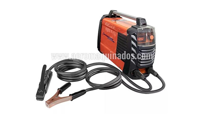 Soldador eléctrico 220V / 200 AMP
