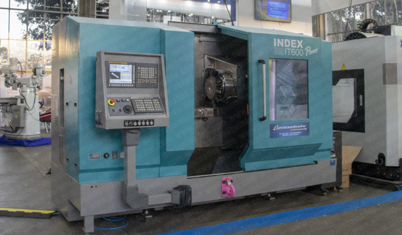Torno CNC IT600 INDEX