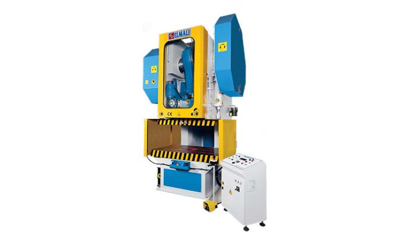 Troqueladora EEP-125-Ton Electro neumática EMALI