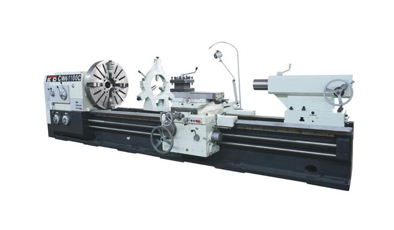 Torno Paralelo Gran Volteo CW62100C x 3000 mm