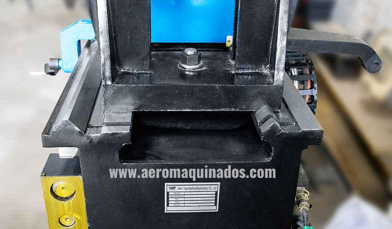 Ancho Bancada 600 mm