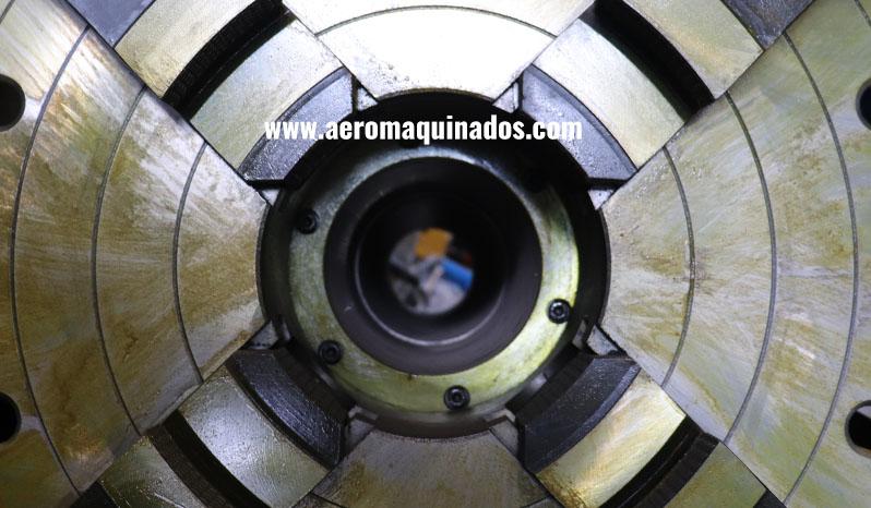 Husillo 130 mm Torno Gran Volteo