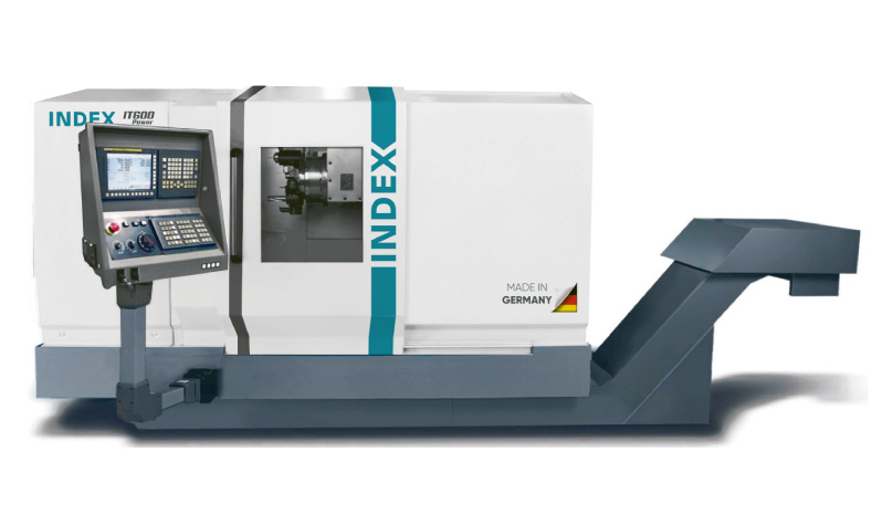 Torno CNC Automático IT600 INDEX