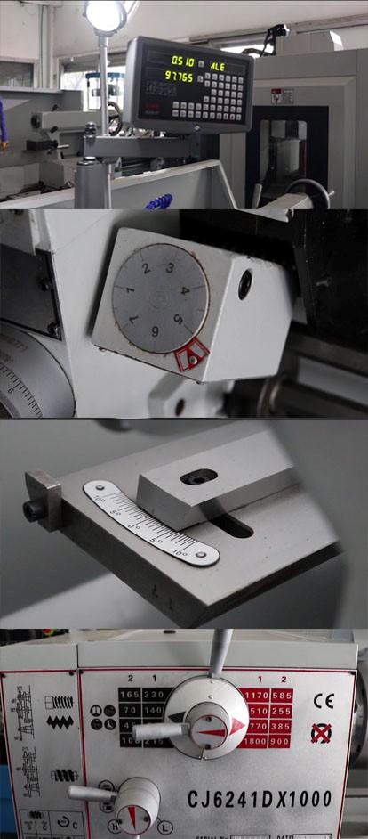 Accesorios Torno Paralelo Cj6241D x 1000 mm
